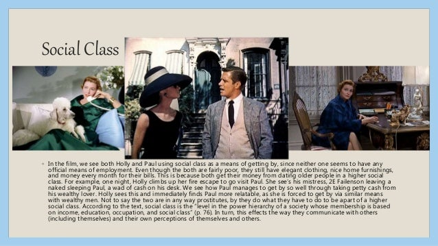 an analysis of breakfast at tiffanys A stylish classic with audrey hepburn at her elfin, elegant best, breakfast at tiffany's is almost, but not quite, ruined by mickey rooney's hideously stereotyped performance as hepburn's japanese neighbor, buck teeth and all intended to provide broad comedy at the time, the scenes provoke intense.