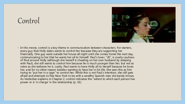an analysis of the movie breakfast at tiffanys Read the breakfast at tiffany's movie synopsis, view the movie trailer, get cast and crew information, see movie photos, and more on moviescom.