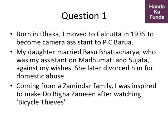 Movie Quiz for Entertainment based on Bollywood Trivia - 2016 Slide 3