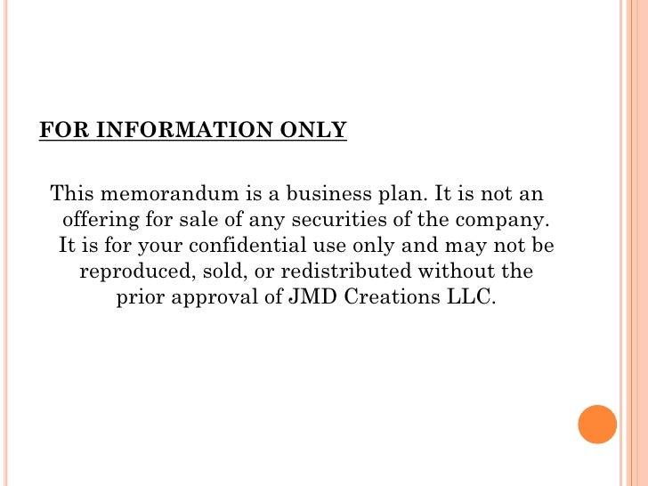film slate business plan