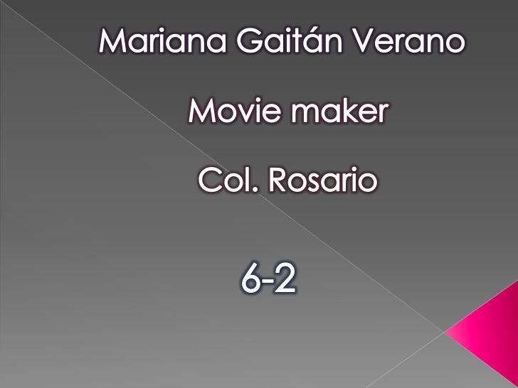    Windows Movie Maker es un software de edición    de video creado por Microsoft. Fue incluido por    primera vez en el ...