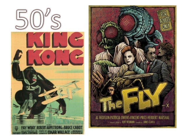 Movie Posters Through Time Slide 2