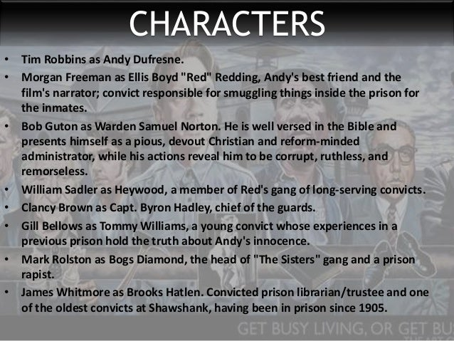 an analysis of the shawshank redemption a movie based on a novel by stephen king The shawshank redemption (1994)  stephen king  (short story rita hayworth and shawshank redemption)  interest-based ads.