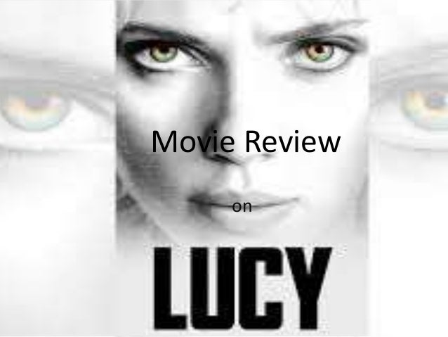 movie review on lucy
