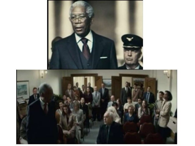 "leadership lessons from the movie ""invictus"" Lessons in leadership and change from  we happened upon invictus starring morgan  some of this story's most powerful leadership lessons come from mandela ."