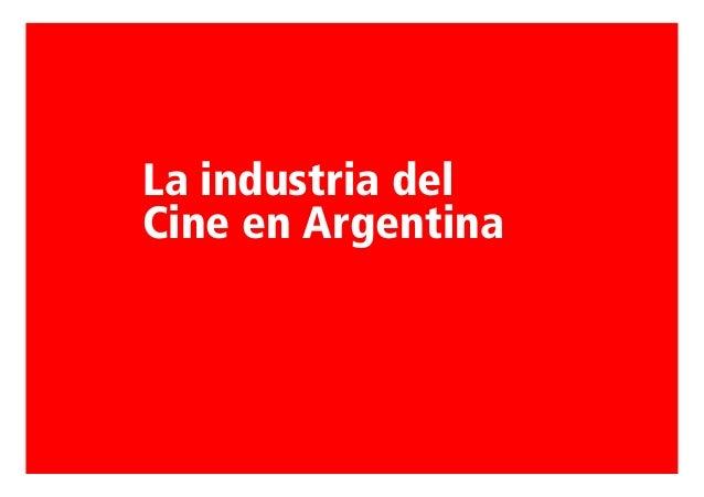La industria del Cine en Argentina