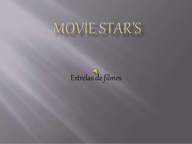 Estrelas de filmes
