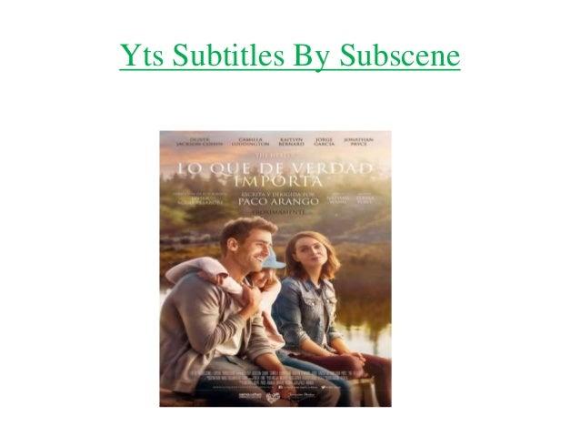 yts subtitle download