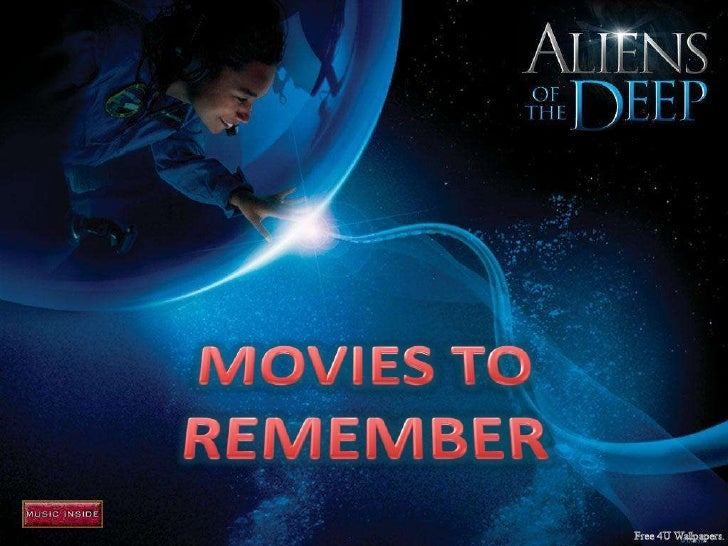 MOVIES TO REMEMBER<br />