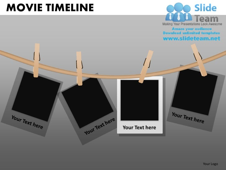 movie powerpoint template