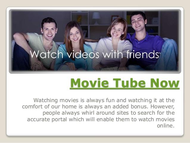 The new movie tube