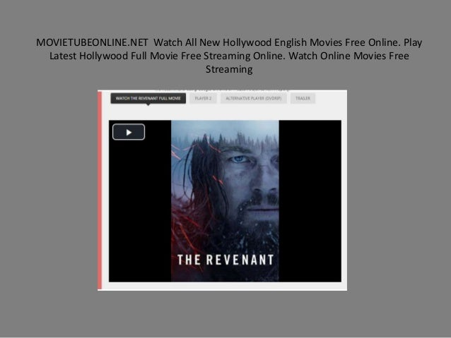 free english movies streaming sites