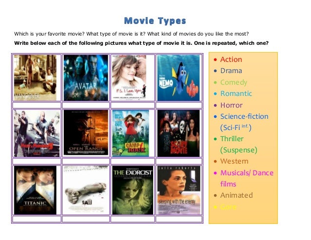 type of movies essay At the end of our guide concerning classification essays about movies we will show you where to go to find essay writing help classification essays as it seems to.