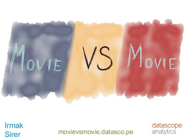 Irmak Sirer  movievsmovie.datasco.pe