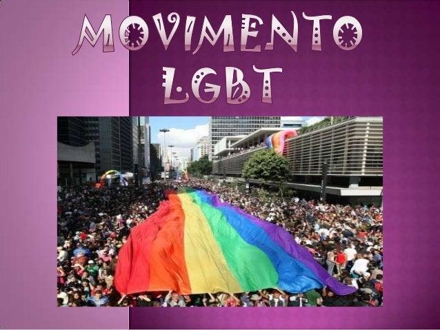 O        Movimento        LGBT        refere-se     a  lésbicas, gays, bissexuais, travestis e transexuais.  Esse movimen...