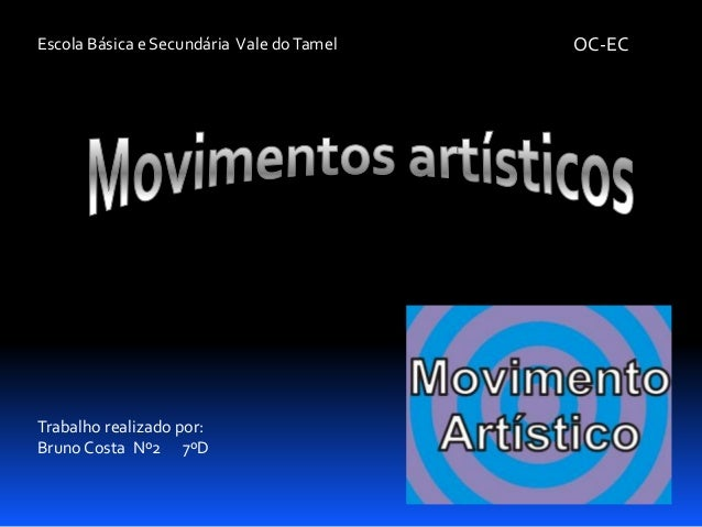 Escola Básica e Secundária Vale do Tamel  Trabalho realizado por: Bruno Costa Nº2 7ºD  OC-EC