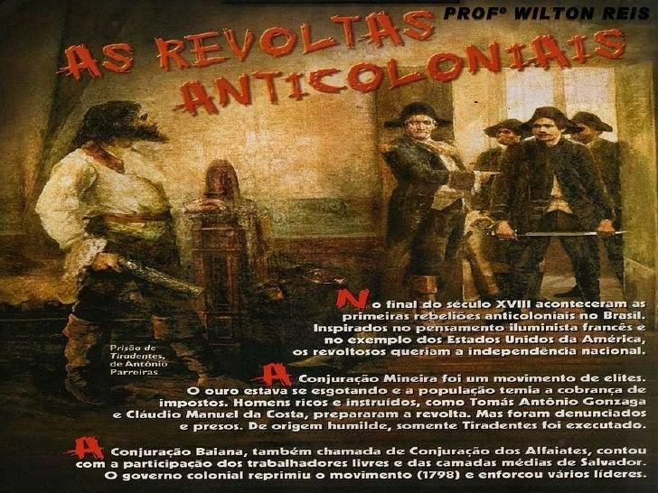 PROFº WILTON REIS