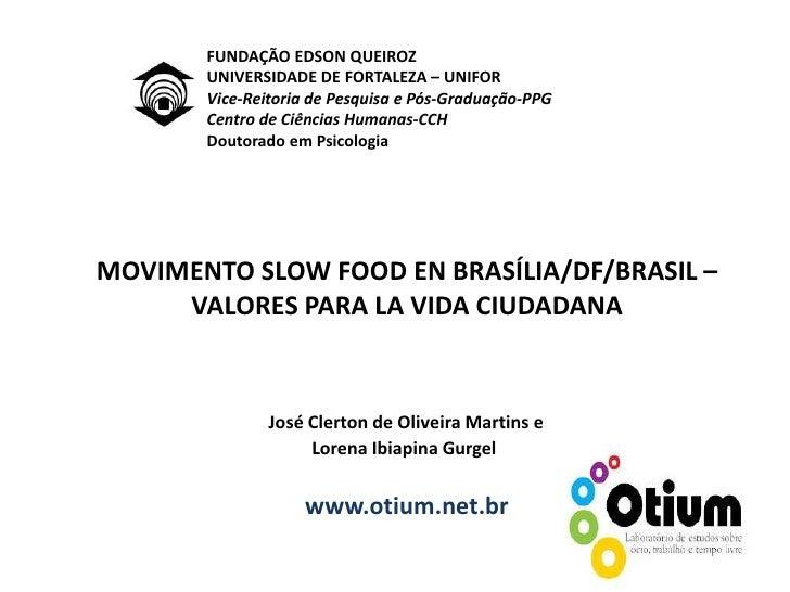 FUNDAÇÃO EDSON QUEIROZ       UNIVERSIDADE DE FORTALEZA – UNIFOR       Vice-Reitoria de Pesquisa e Pós-Graduação-PPG       ...
