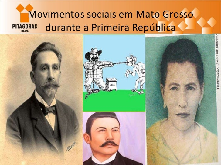 Movimentos sociais em Mato Grosso durante a Primeira República