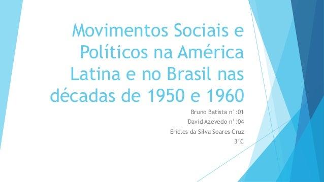 Movimento de reconceituação do serviço social na america latina 5