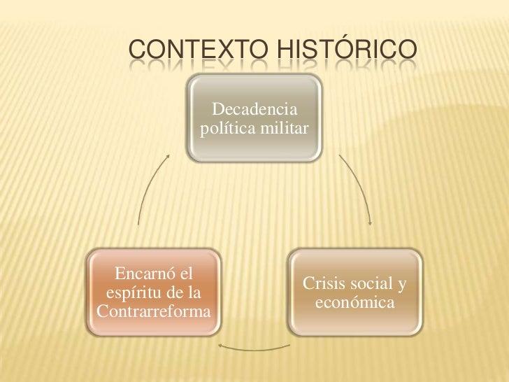 Contexto HISTÓRICO<br />