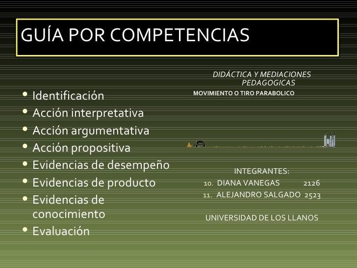 <ul><li>Identificación </li></ul><ul><li>Acción interpretativa </li></ul><ul><li>Acción argumentativa </li></ul><ul><li>Ac...