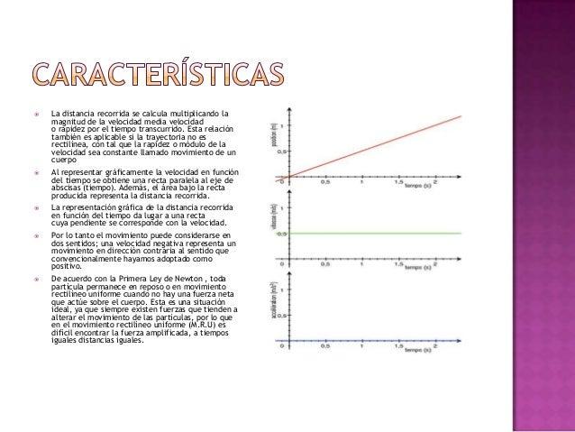    La distancia recorrida se calcula multiplicando la    magnitud de la velocidad media velocidad    o rapidez por el tie...
