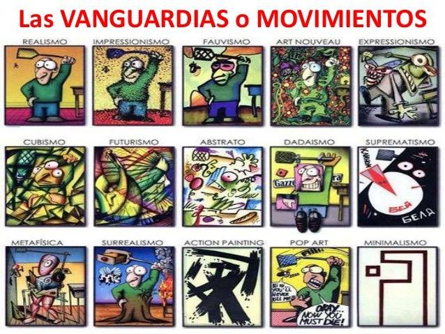 Movimientos Pictóricos