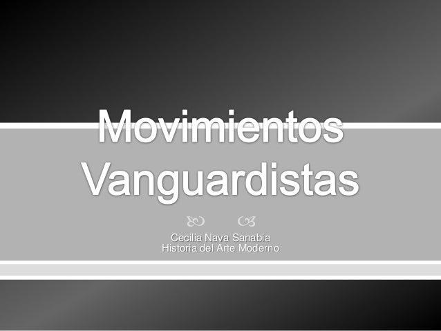 Movimientos vanguardistas for Tecnicas vanguardistas