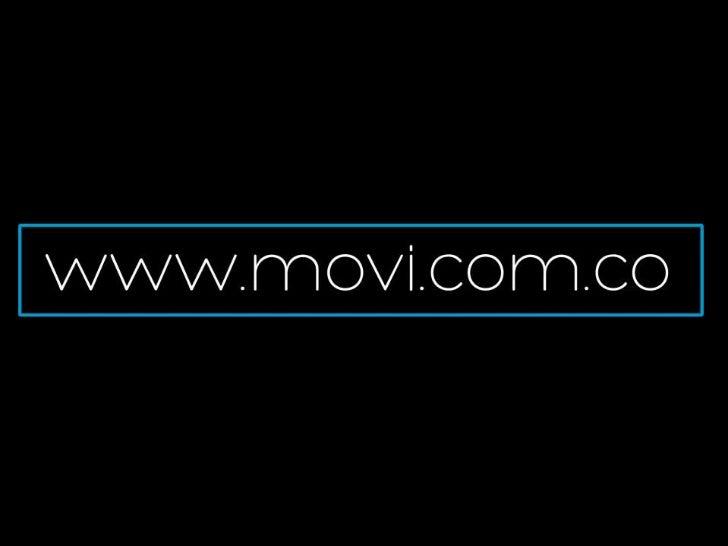 Movi moves