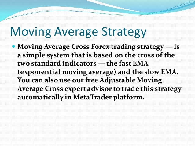 forex strategy forum