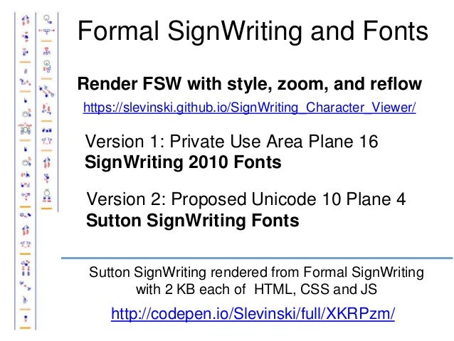 Formal SignWriting Individual Sign Copy and Paste Double-Click or Triple-Click an individual signs to select. Use the Alte...