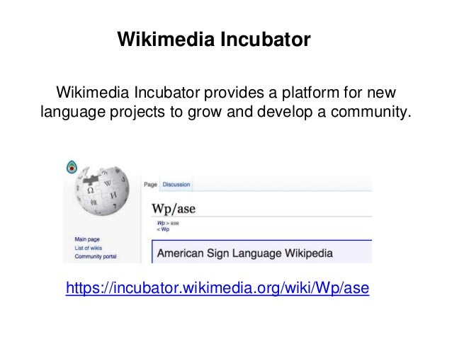 Spread the word Sign language wikipedia projects are now possible with Sutton SignWriting. We encourage sign language user...