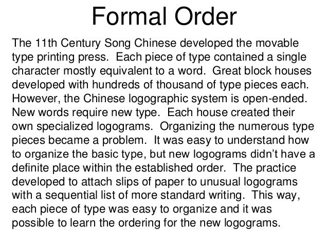 Formal Order SignWriting has developed a similar mechanism. Since we can not use a 2-dimensional sign definition for sorti...