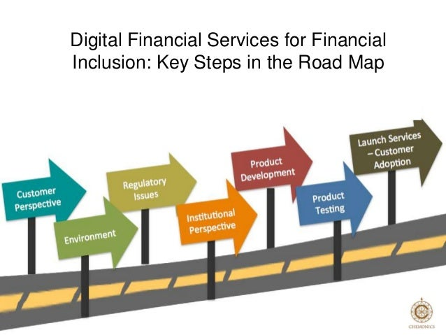 Moving from Mobile Money to Digital Financial Services