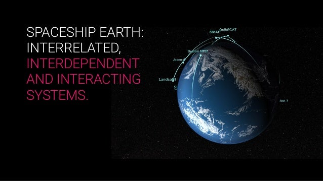 EarthThinx: Designing The Solutions That Empower People To Act To Heal Spaceship Earth Slide 3