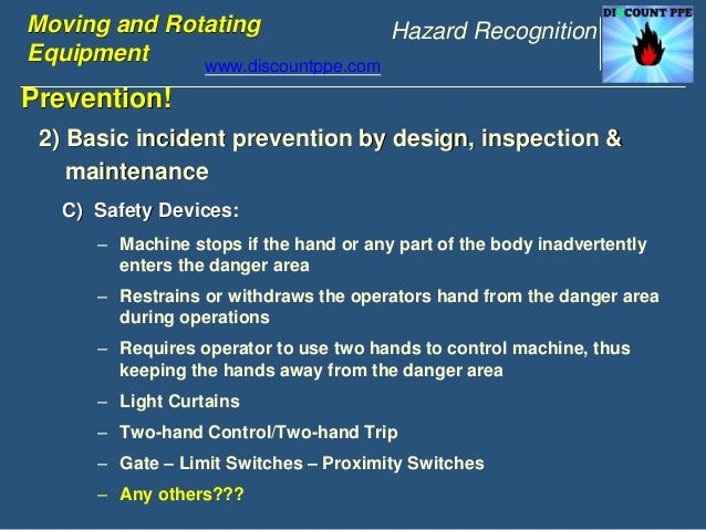 Moving Amp Rotating Equipment Ppt