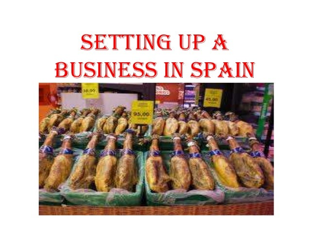 Setting Up a Business in Spain