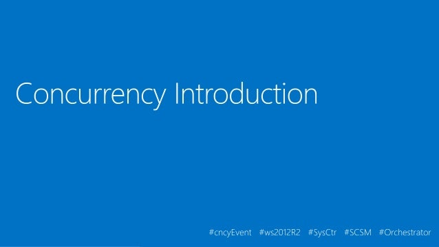 Moving to the cloud   azure, office365, and intune - concurrency Slide 2
