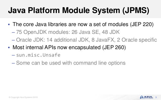 Moving Towards JDK 12