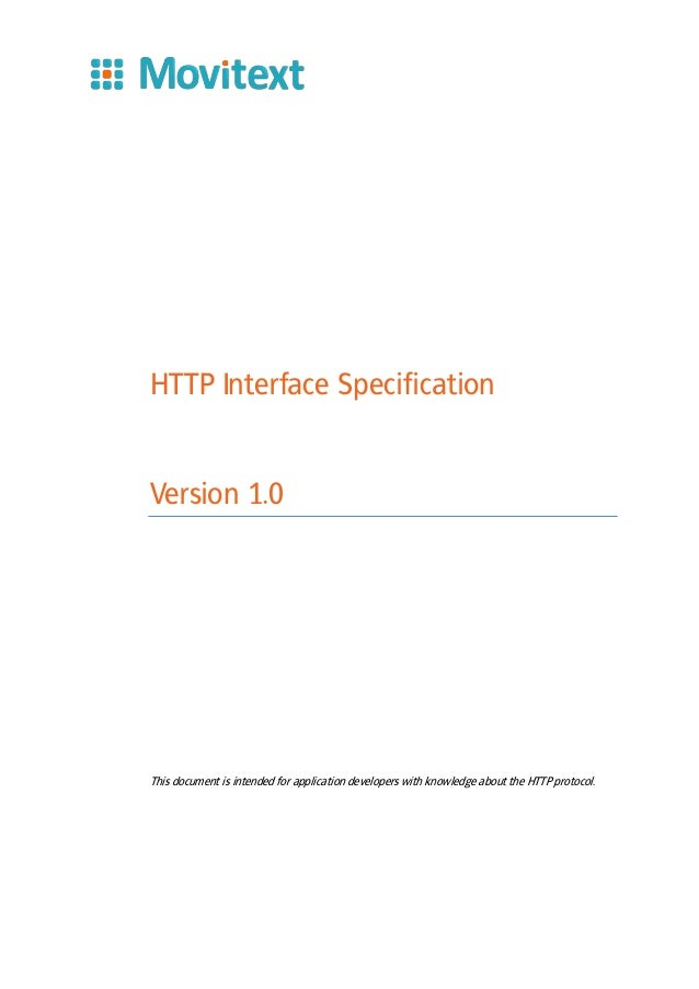 Http спецификация прогамма для forex