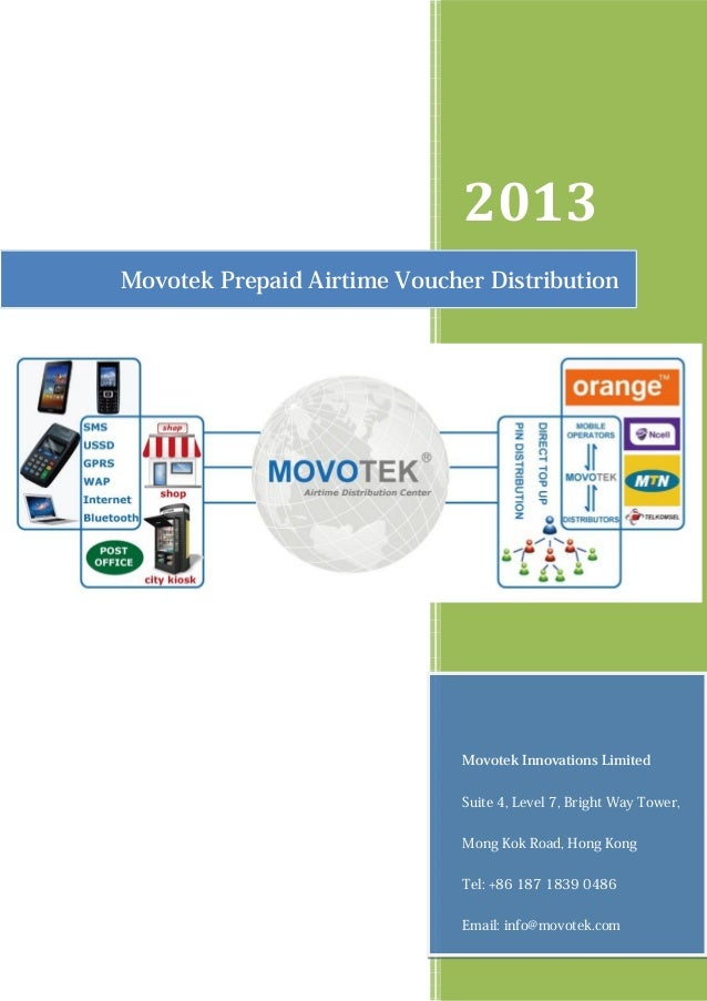 2013 Movotek Innovations Limited Suite 4, Level 7, Bright Way Tower, Mong Kok Road, Hong Kong Tel: +86 187 1839 0486 Email...