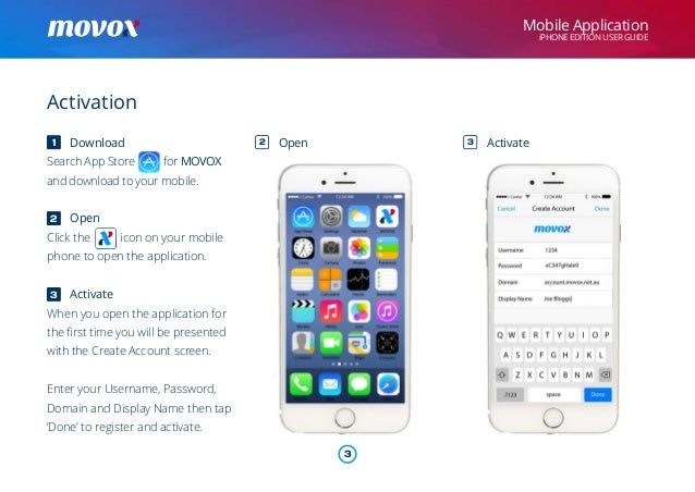 movox mobile application user guide rh slideshare net iPhone 3GS iPhone 4S User Guide for Dummies