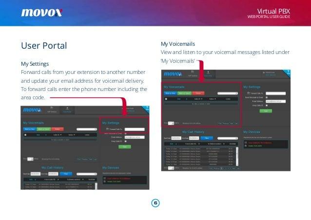 movox web portal user guide rh slideshare net cayman portal user guide qi portal user guide