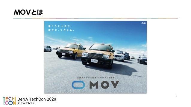 MOV の機械学習システムを支える MLOps 実践【DeNA TechCon 2020 ライブ配信】 Slide 3