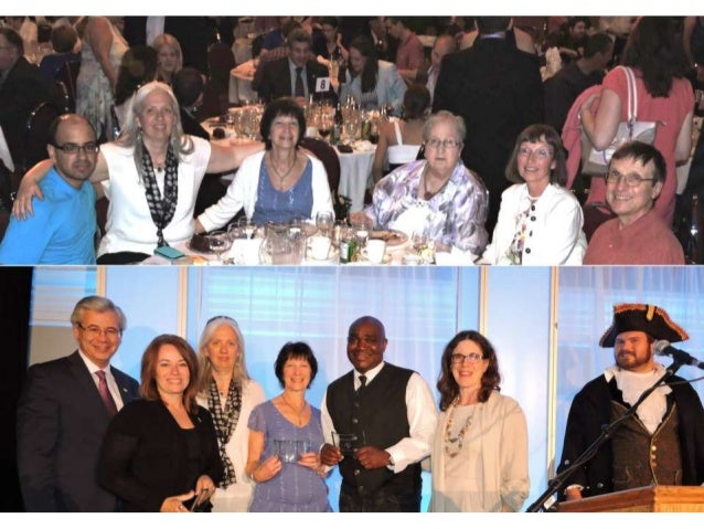 We also celebrated key partnerships, with a particular emphasis on those organizations where we have a longstanding relati...