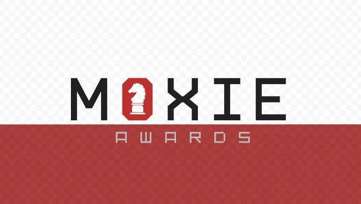Moxie web slide deck
