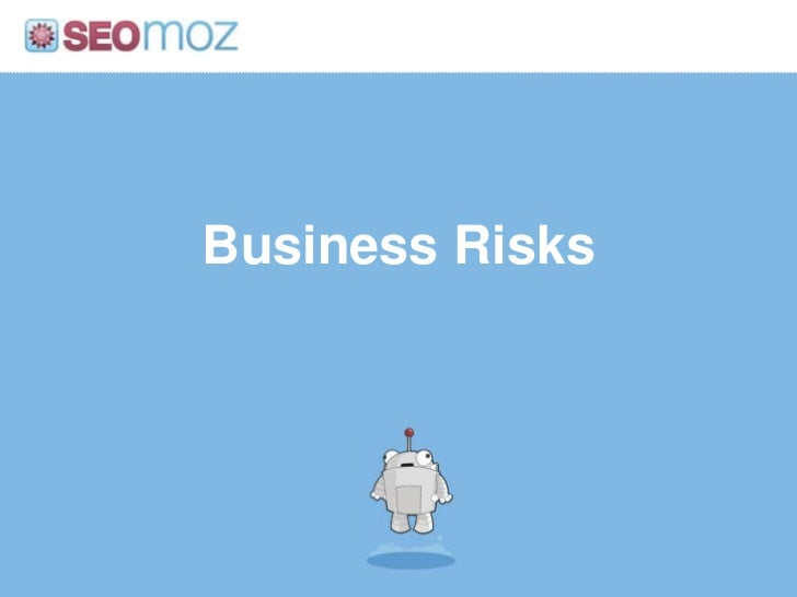Business Risks<br />