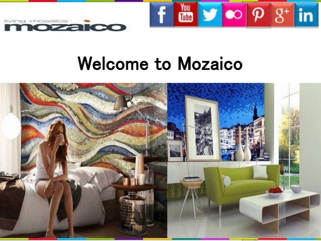 Welcome to Mozaico