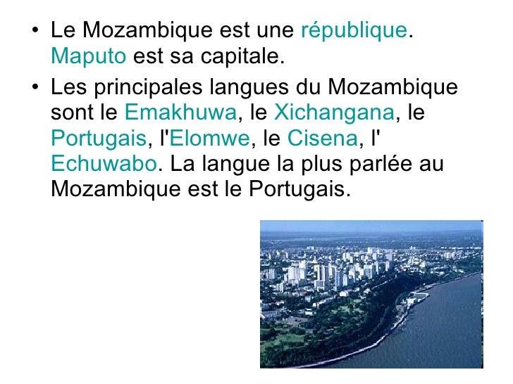 Mozambique Slide 3